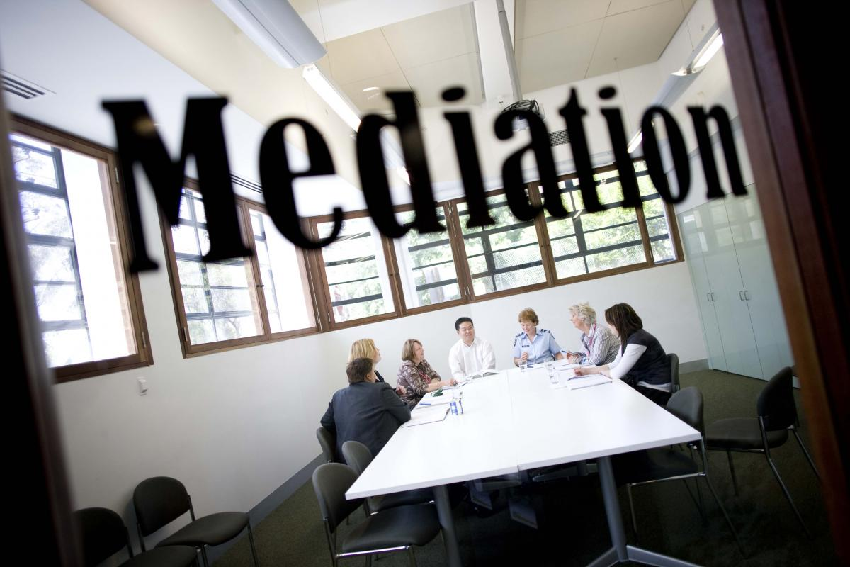The Future of Mediation