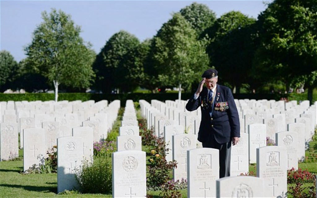D-Day: A time to remember and learn from thepast