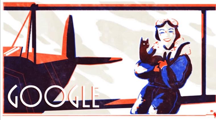Happy birthday, Greta Garbo of the skies! – Google doodle celebrates the birthday of JeanBatten